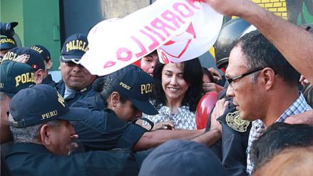 Nadine Heredia abandonó el penal anexo de mujeres de Chorrillos