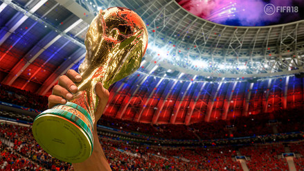 2018 FIFA World Cup será una actualización gratuita para FIFA 18