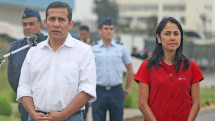 Poder Judicial notificó al INPE la orden la liberación de Humala y Heredia
