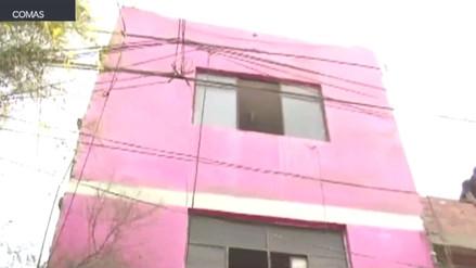 Vecinos denuncian que niña que murió atrapada en incendio era maltratada por sus padres