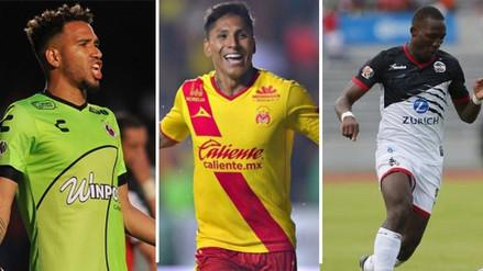 Fotos | Repasa como les fue a los peruanos tras finalizar el Torneo Clausura Mexicano