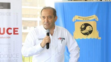 Ministro Pérez-Reyes fue cuestionado por conflicto de intereses cuando fue viceministro