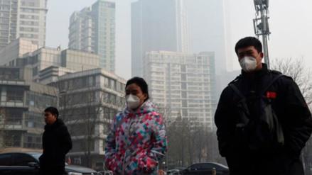 OMS: Nueve de cada diez personas en el mundo respiran aire contaminado