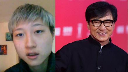 Hija de Jackie Chan sorprende con polémicas declaraciones sobre su padre