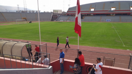 Se inspeccionó el estadio de Tacna para el Mundial Sub-17