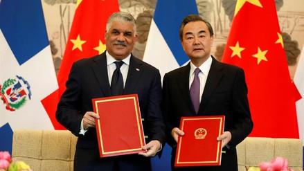 República Dominicana apuesta por comercio con China y rompe lazos diplomáticos con Taiwán