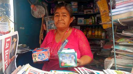 Roban figuritas por un valor de S/ 2,000 de un quiosco de periódicos en Chiclayo