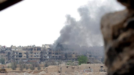 Los bombardeos rusos han causado más de 17 mil muertos en Siria desde el 2015