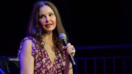 Ashley Judd demanda a Harvey Weinstein por hundir su carrera