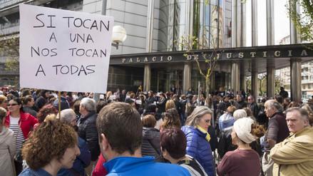La ONU criticó sentencia judicial de España por el caso 'La Manada'