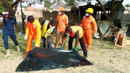 Al menos 26 muertos por la explosión de dos bombas en Nigeria