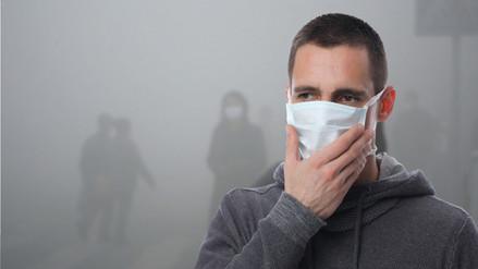 La contaminación del aire afecta a nueve de cada diez personas en el mundo