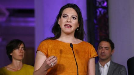 El año de Daniela Vega: prepara un libro, una obra de teatro y más cine