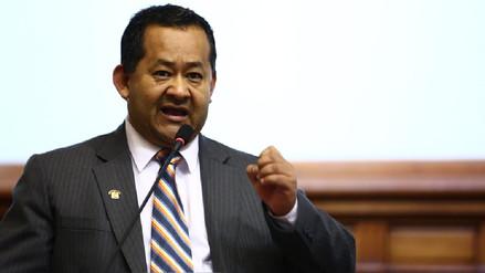 Ramírez pide a Subcomisión de Acusaciones excluir los 'Kenjivideos' de investigación