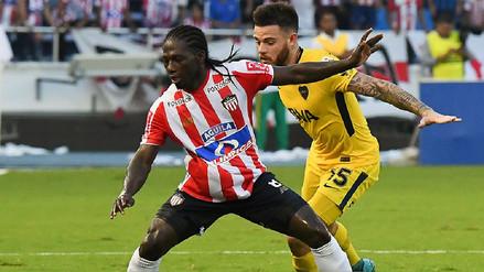 Junior y Boca empataron en Barranquilla y esperarán la última fecha para definir todo