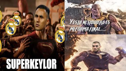Real Madrid continúa siendo víctima de memes por llegar a la final de la Champions