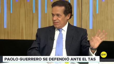 José Luis Noriega: La estrategia de Paolo Guerrero