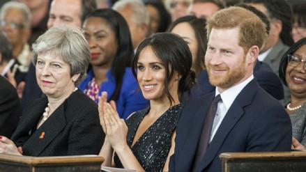 Invitados a la boda del príncipe Harry y Meghan deberán llevar su propio refrigerio