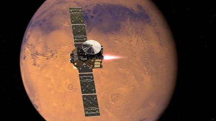 La NASA ultima los detalles de su viaje