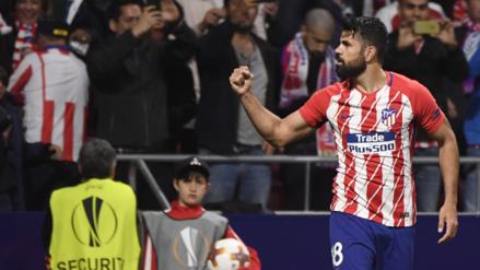 Atlético de Madrid vs. Arsenal: mira el gol que clasificó a la final a los 'Colchoneros'