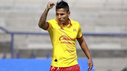 Morelia de Raúl Ruidíaz empató 2-2 con el Toluca por las Liguillas
