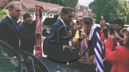 Paolo Guerrero llegó al TAS buscando probar su inocencia