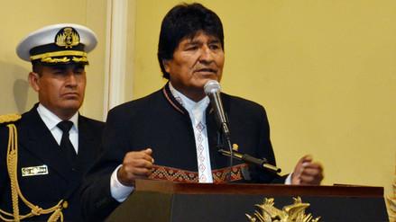 Evo Morales defiende su sueldo como