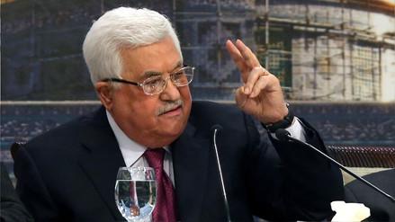El presidente de Palestina pidió perdón a los judíos por declaraciones consideradas antisemitas