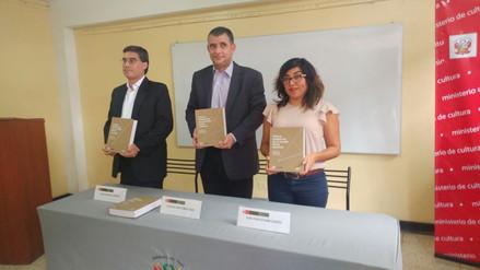 Ministerio de Cultura presentó libro sobre el Qhapaq Ñan