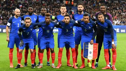 Selección Francesa perdió a un elemento titular para el Mundial de Rusia