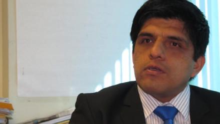 Fiscalía Suprema investiga a fiscal Juan Carrasco por fraude procesal