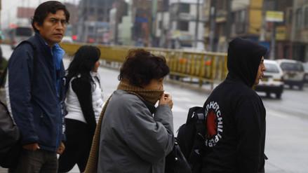 Hoy fue el día más frío del año en Lima, según Senamhi