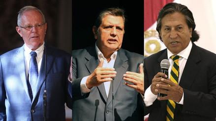 PPK, Alan García y Toledo pasaron a condición de investigados en la Comisión Lava Jato