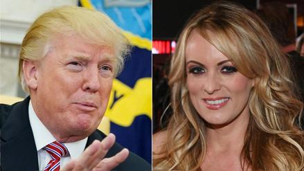 Donald Trump, cada vez más enredado en el escándalo del pago a Stormy Daniels