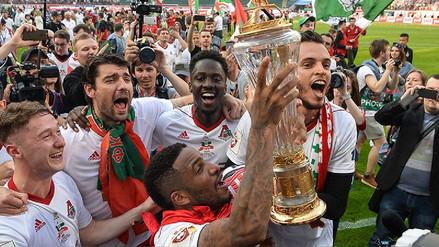 Fotos | Las 10 mejores imágenes de la celebración del título del Lokomotiv