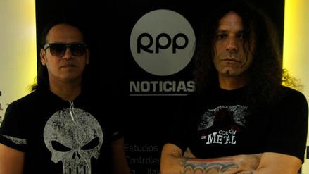 """M.A.S.A.C.R.E: """"Las nuevas bandas están siguiendo la obra del metal en Perú"""""""