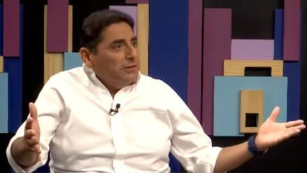Carlos Álvarez declina su precandidatura a la alcaldía de Lima