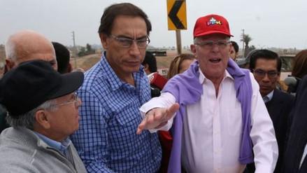 Vizcarra aseguró que, a diferencia de PPK, les ha pedido a sus ministros que coordinen