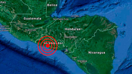 Más de 200 temblores se registraron en dos municipios de El Salvador
