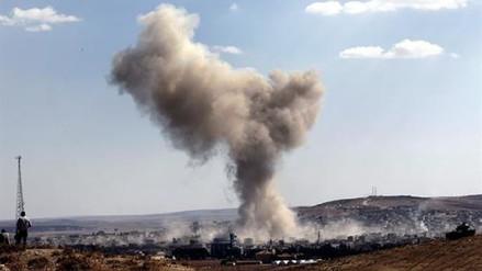 Irak bombardeó una sede del ISIS en territorio sirio