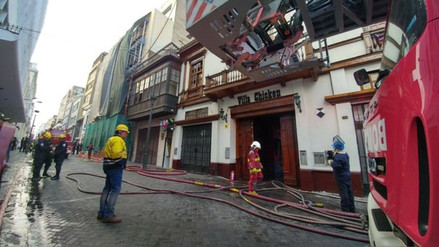 Entre enero y mayo de este año murieron 27 personas en incendios