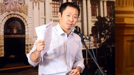 Kenji Fujimori: Fuerza Popular pretende expulsarme del Congreso e inhabilitarme políticamente