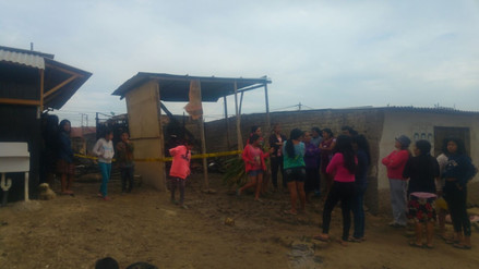 Piden ayuda para sepultar a niñas que murieron calcinadas en Chiclayo