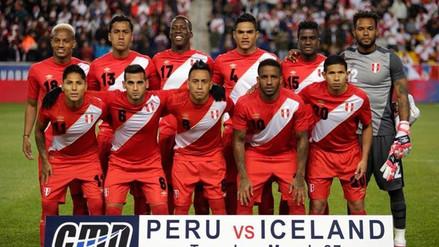 Comando técnico de Perú no utilizará el máximo de convocados en lista preliminar