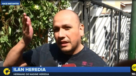 Ilán Heredia: La Fiscalía incauta la casa de mi hermana y saca a sus hijos a la calle