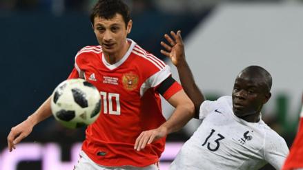 Rusia dependerá de Smolov y Dzagoev para sacar cara en su Mundial