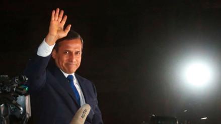Humala confirmó que dejará su casa: