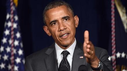 "Barack Obama calificó de ""grave error"" decisión de Trump de salirse de acuerdo nuclear"