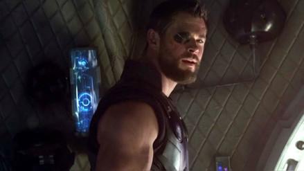 """""""Infinity War"""": La decisión de Thor que pudo cambiar la historia del filme"""