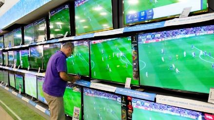 Rusia 2018: Proyectan que se venderán 10 mil televisores diarios en días previos al Mundial